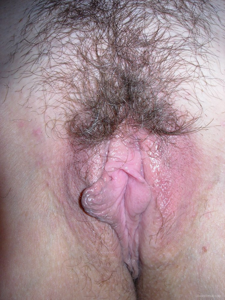 Pictures of my wife hairy vagina amateur photos spreading labia lips