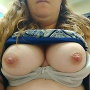 Love those sweet sweet titties and she loves showing them off