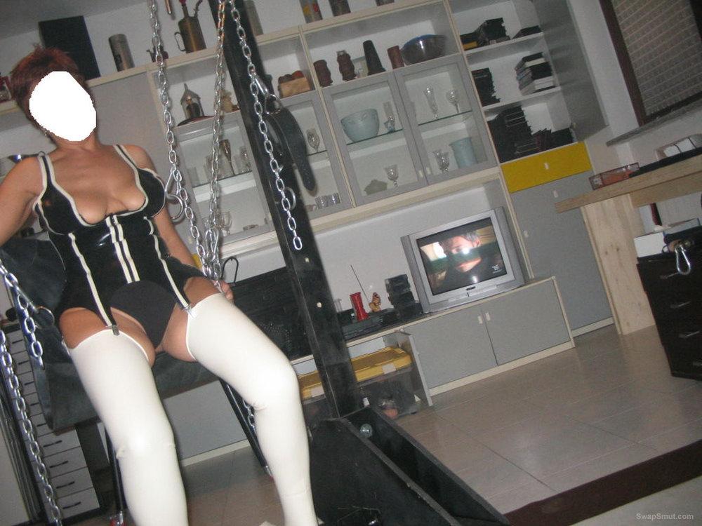 Un giorno conosciamo un master esperto bondage amateur sex slave
