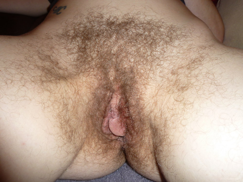 Wife Hairy Pussy Threesome