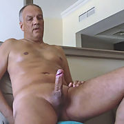 Porn Actor Cane playing anal and showing an open asshole