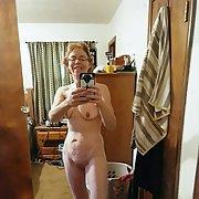 Mature Redhead Mrs Malone Selfies