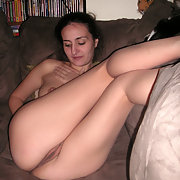Naked and Hot Makes Arya Always Ready to Trot Adult Photos