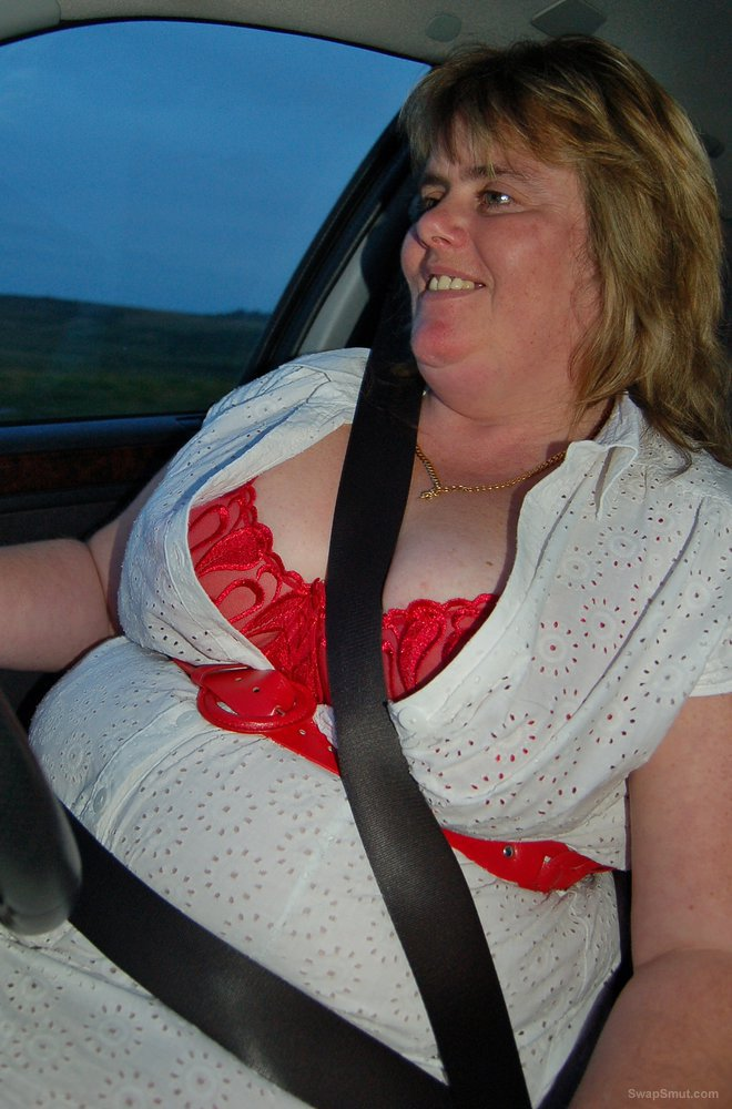 Lisa, a friends BBW wife models for me