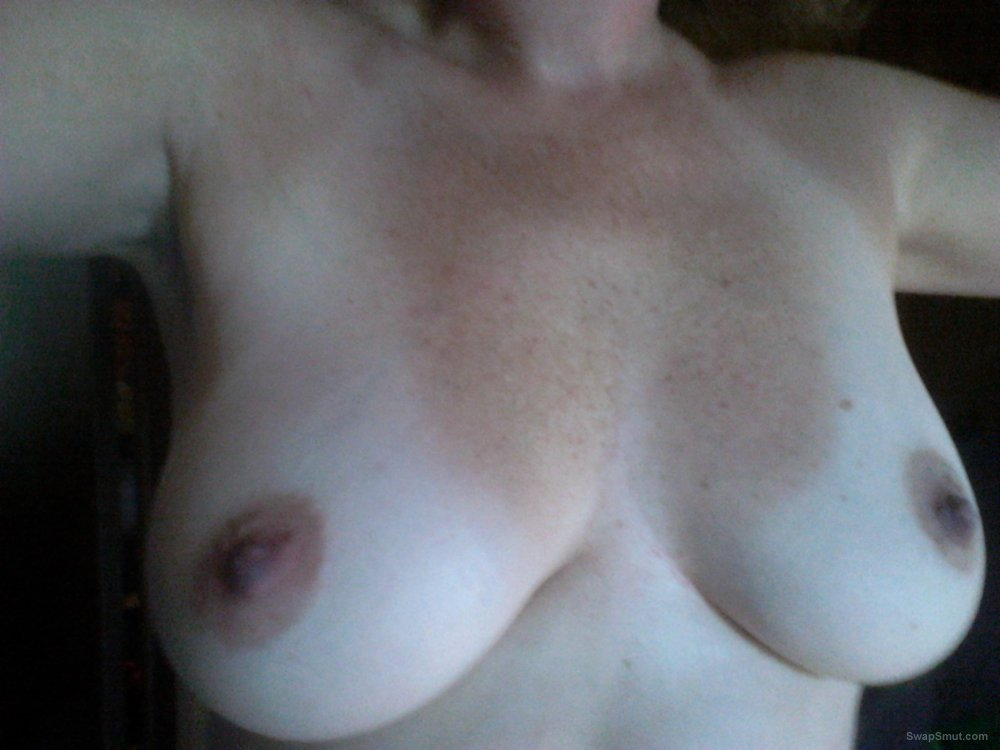 My sexy wife part breasts and pussy photos