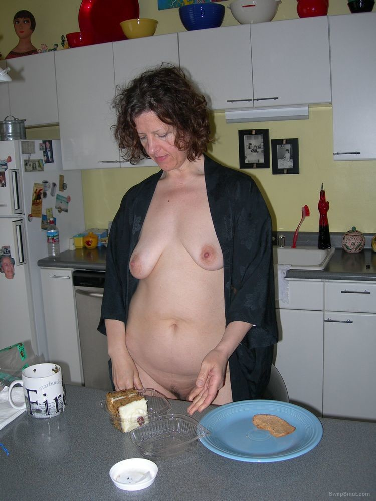 Our mature friend Angelina came over for the week end part 4