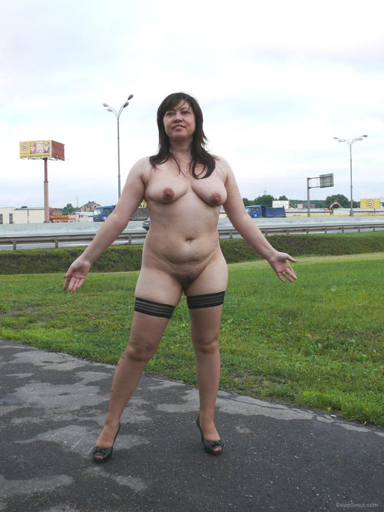 street whore nude photos shot in public places