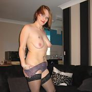 Anna the mature whore shows off to a client