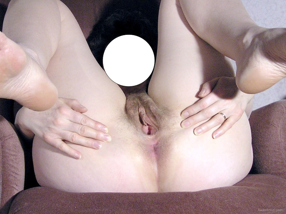 My wifes ass and bum showing pussy