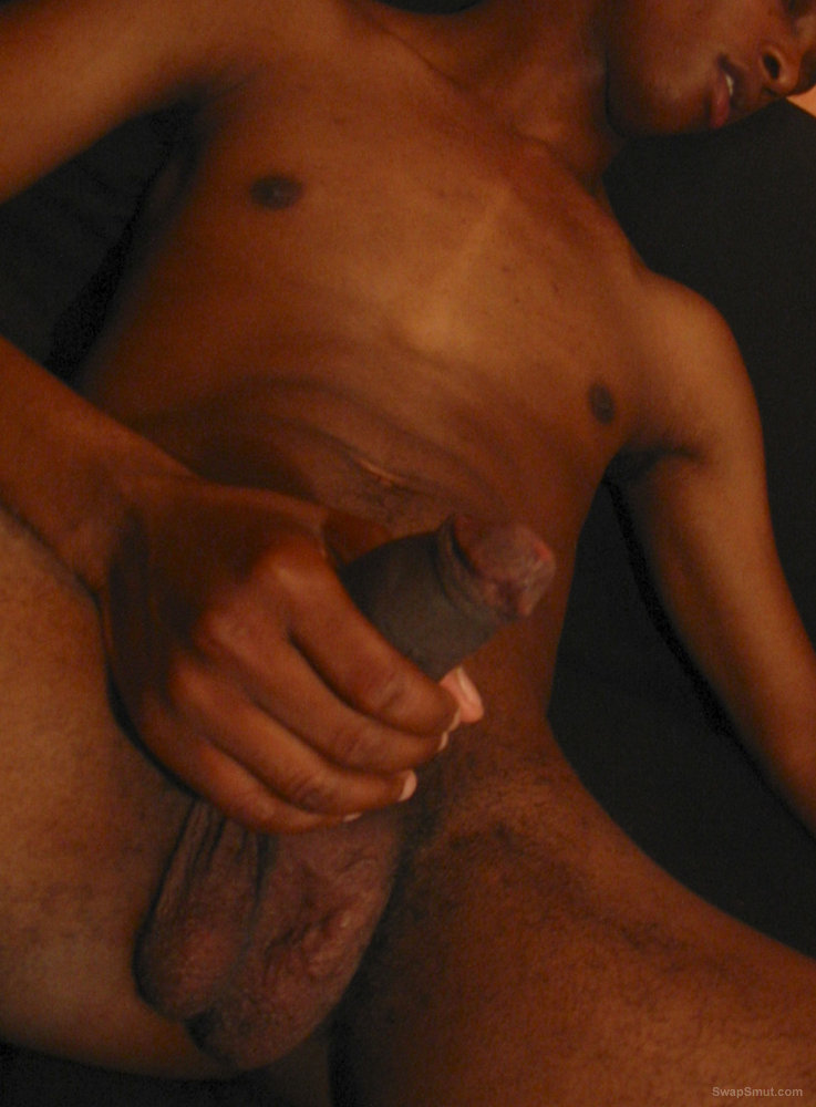 My soft cock, it could become really big, love to share it with mature couples
