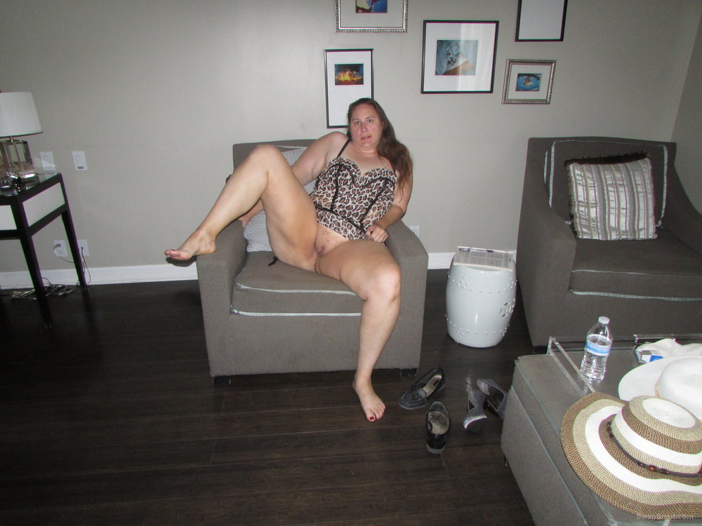 My girlfriend and I on vacation BBW amateur photos