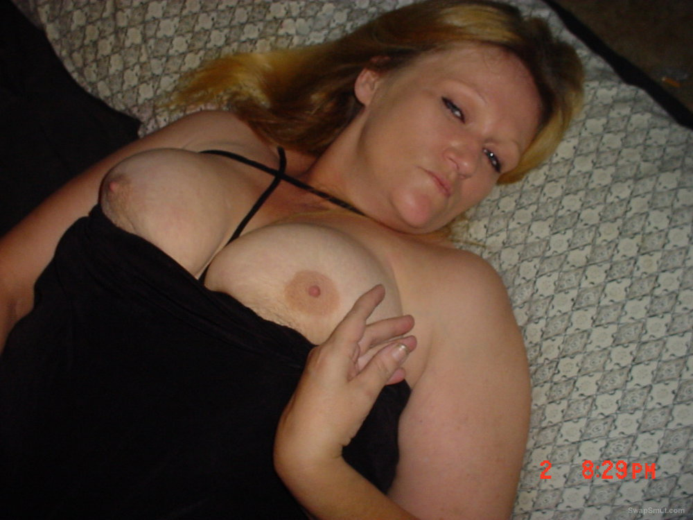 Blonde Haired Big Breasted Bombshell From NW Indiana