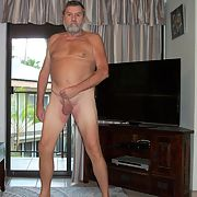 Me JJ showing my cock and balls, and stroking cock in public