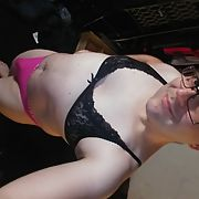 Sally Cumslut wants to lick cum