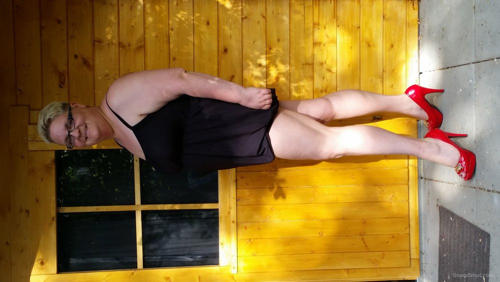 Nice shooting with a friend of mine in his garden show him my best sites