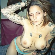 MY TANEELS NEW CUMMINGS BIG TITS TATTOOED WOMAN FULLY NUDE