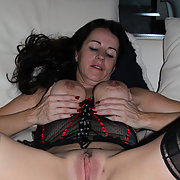 Mature bitch sucking cock and fucking like a slut 3