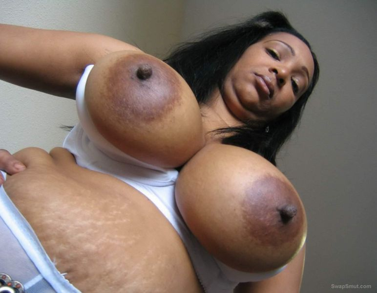 Big soft titties old woman
