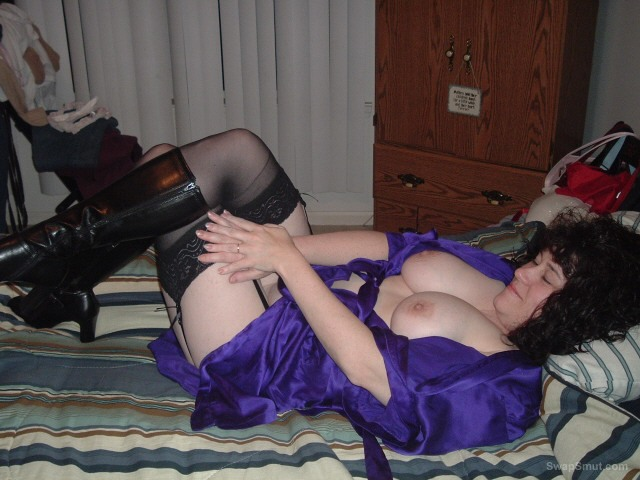 Slut wife made for fucking how would you use her body for sex