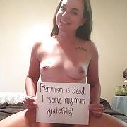 Sexy Hot Exhibitionist MILF BRITTANY
