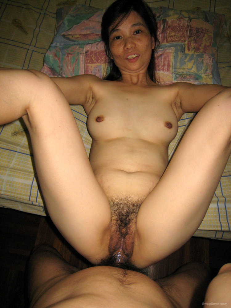 Are not very hairy creamy pussy milf advise