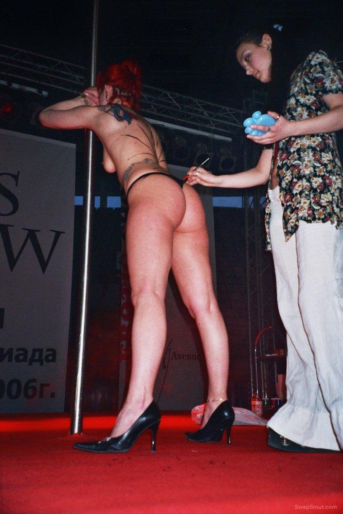 Some porno stars of Eros show 2006 makes me hard