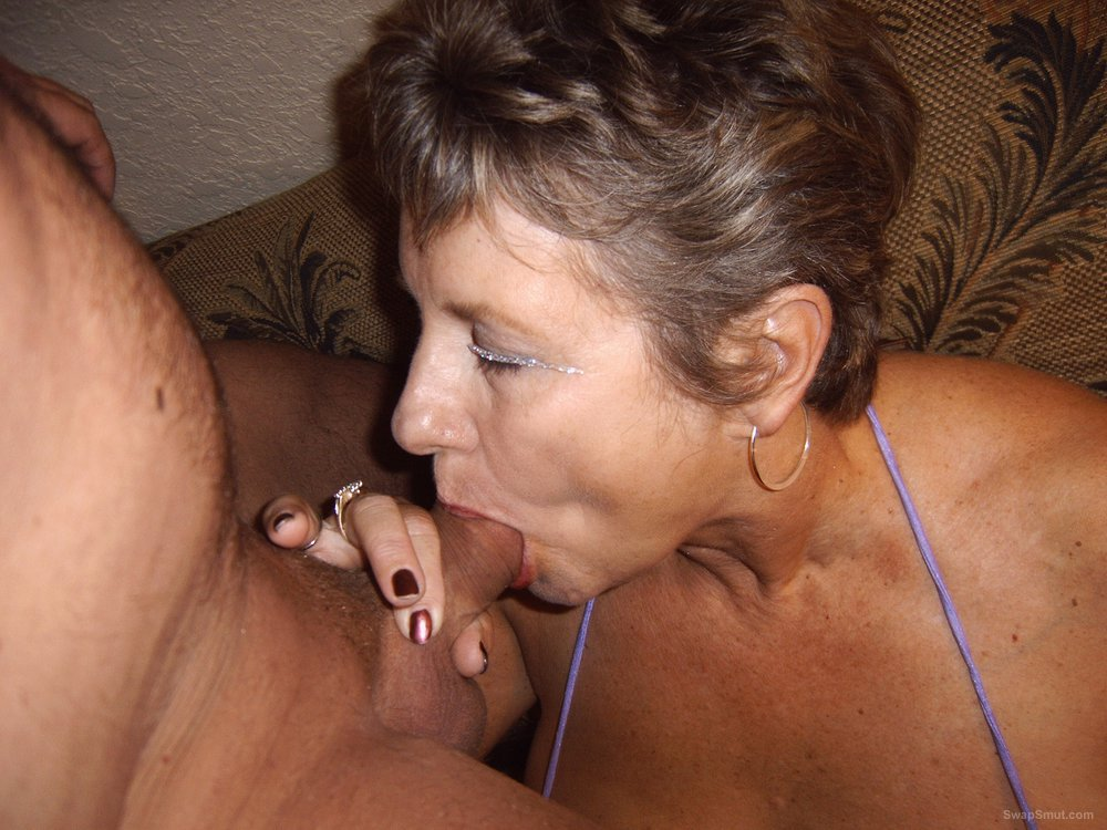 Turns Grandma loves big black cocks