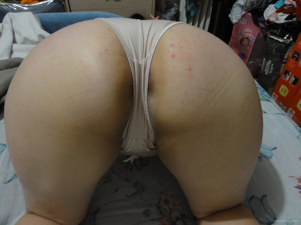 My wife butt & pussy.