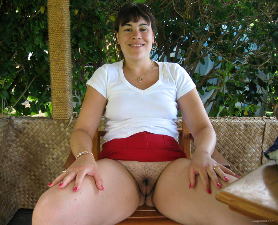 Losing Her Panties Outdoors Flashing Crotch