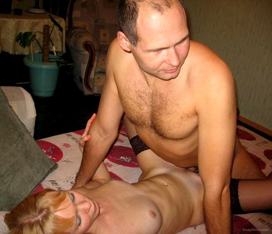 A kinky couple share some hot time with you and me