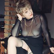 Shirl commando after an evening out