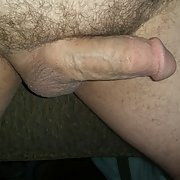 Cock pic me playing with myself wish I could find some help