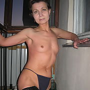 Erotic photo of a mature woman part 2