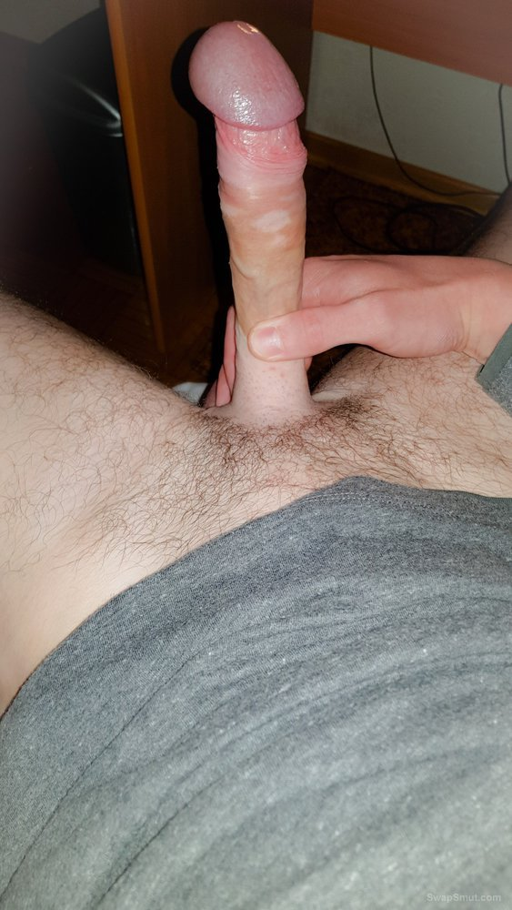 Young hard cock