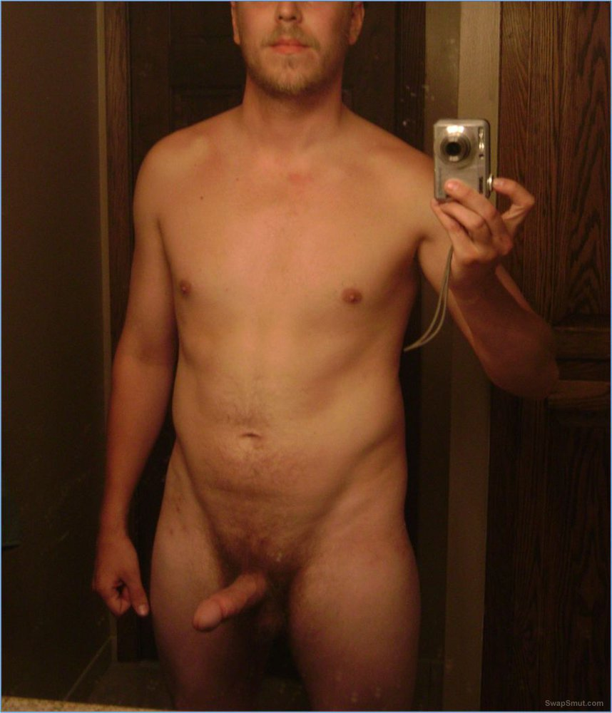 Pictures of my naked body showing penis for you ladies to enjoy