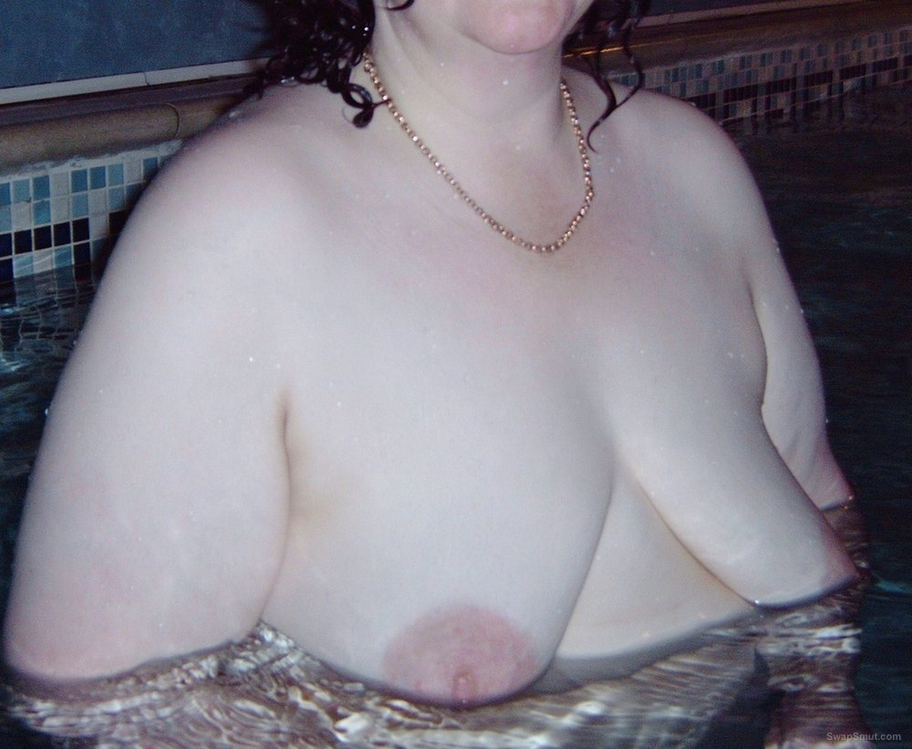 WIFE BACK IN POOL