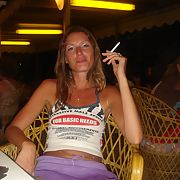 Smoking hot wife exposing herself in hotel