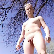 Outdoor naked at the river in 2019