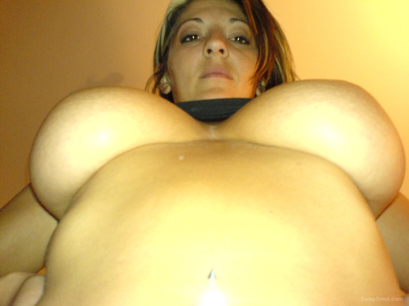 Big and beautiful all natural boobies to insert your dick between