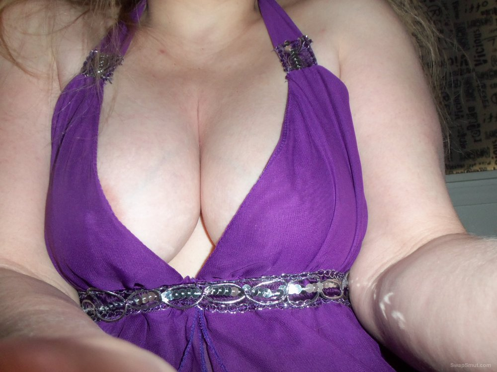 Trying out new camera exposing my big tits for all to see