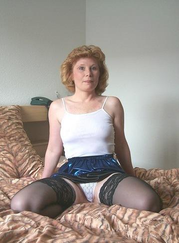 Redhead Slut Wife
