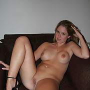 Big tit wife revealing her assets and more
