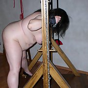 An older slave and sub for interesting session