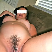 Pregnant woman cumming on three fingers and cock amateur porn