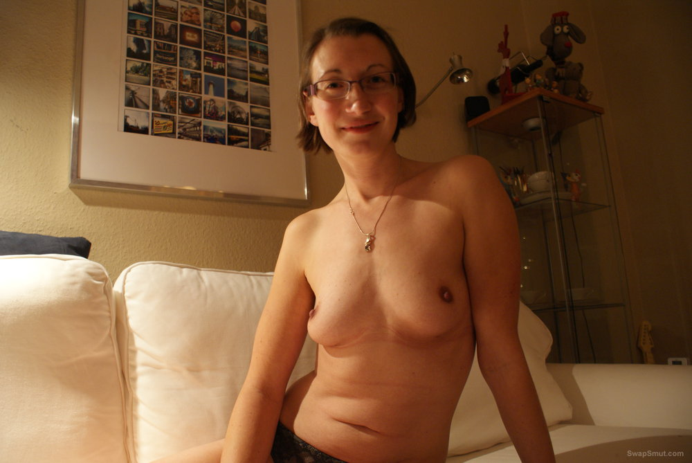 My Slovenian wife 34 years old topless mother of two