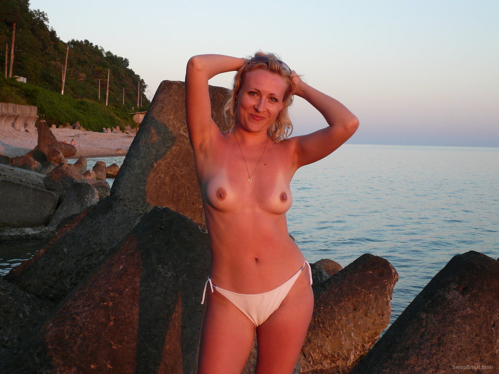 Wife naked holiday