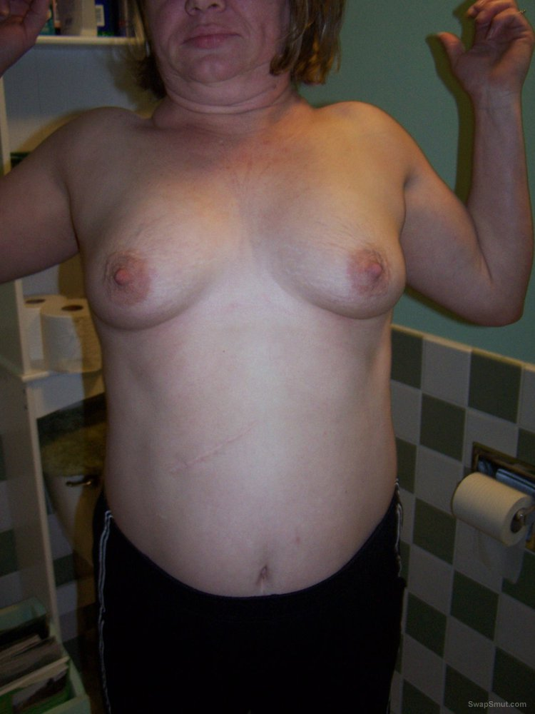 Wife hard nipples