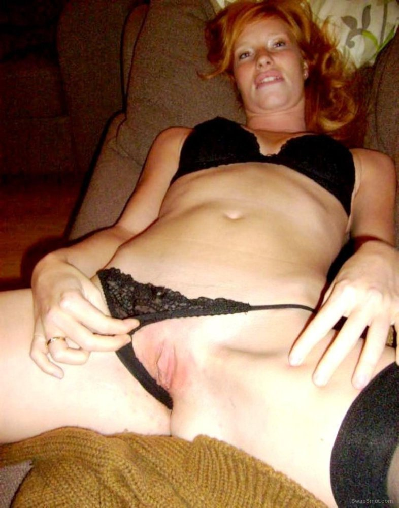A beautiful redhead in a beautiful position in some that I have a long time