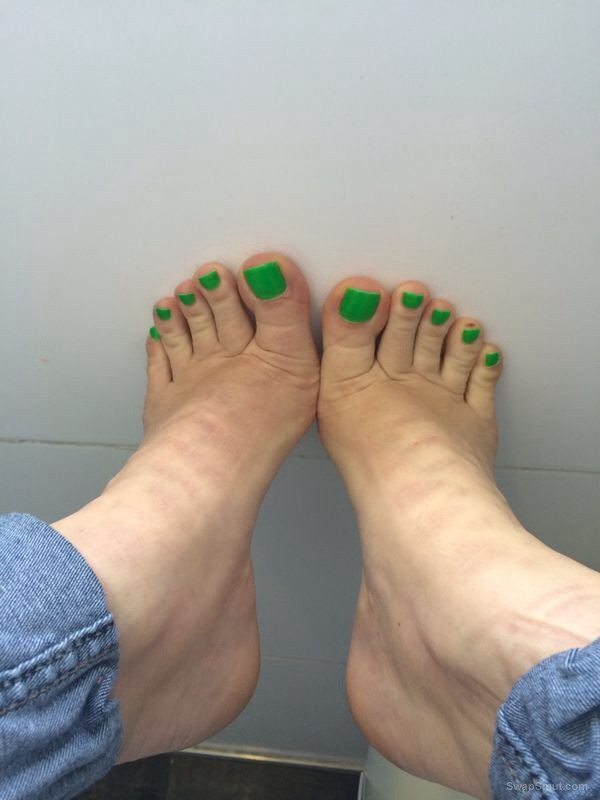 Just some of my sexy feet as requested enjoy them