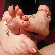 sexy feet GAIL